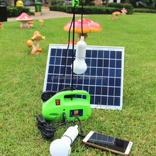 mini solar camping lantern with cell phone charger and flashlight