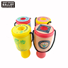 Round Handheld Charity Collection Box Color Customization