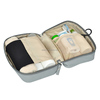High Quality Folding Travel Cosmetic Organizer Bag With Compartments