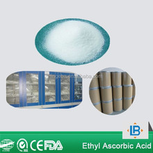 LGB factory natural high purity ethyl ascorbic acid solubility in water