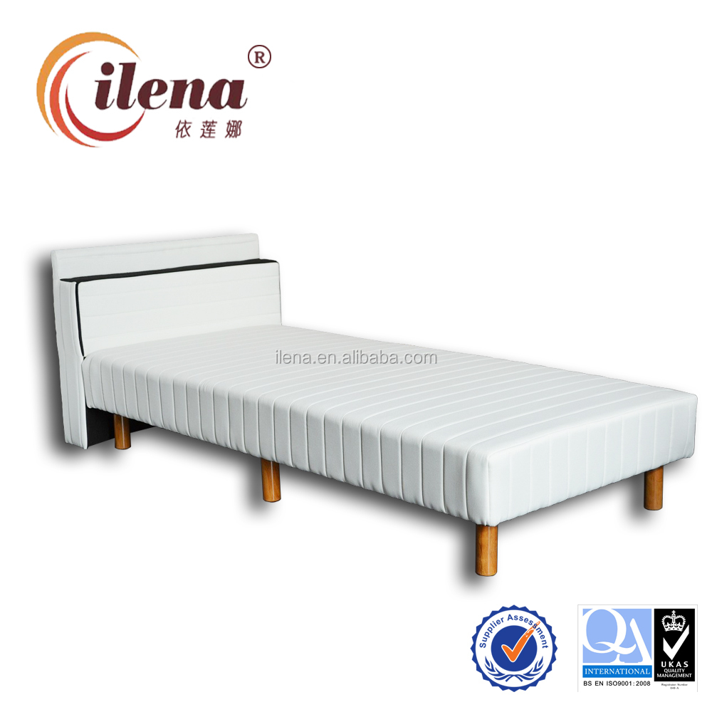 Simple classic wooden single bed made in china(JM199)