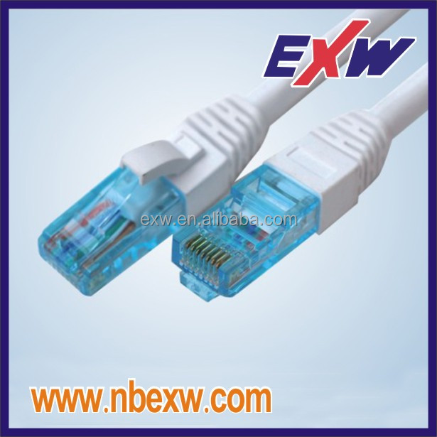 high quality China cable manufacturer networking 3m cat6 utp patch cord