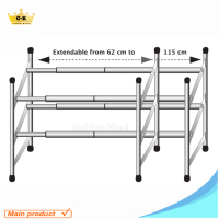 Home Furniture Stackable And Extendabel Metal