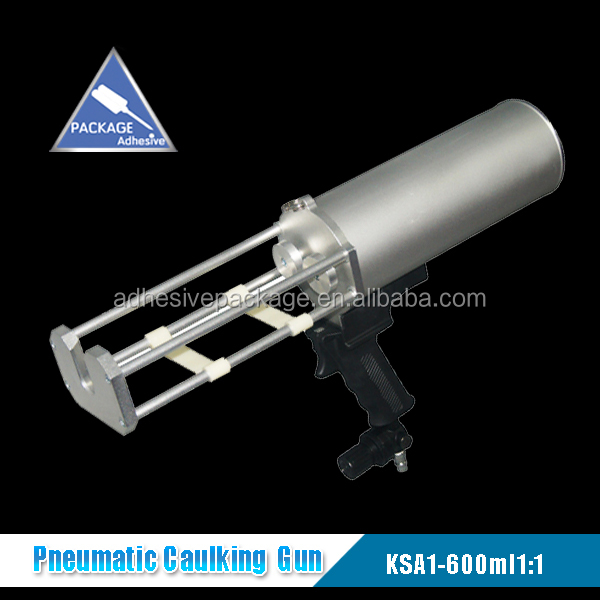 KSA1-600ml Pneumatic Spray Gun for Epoxy Resin Glue