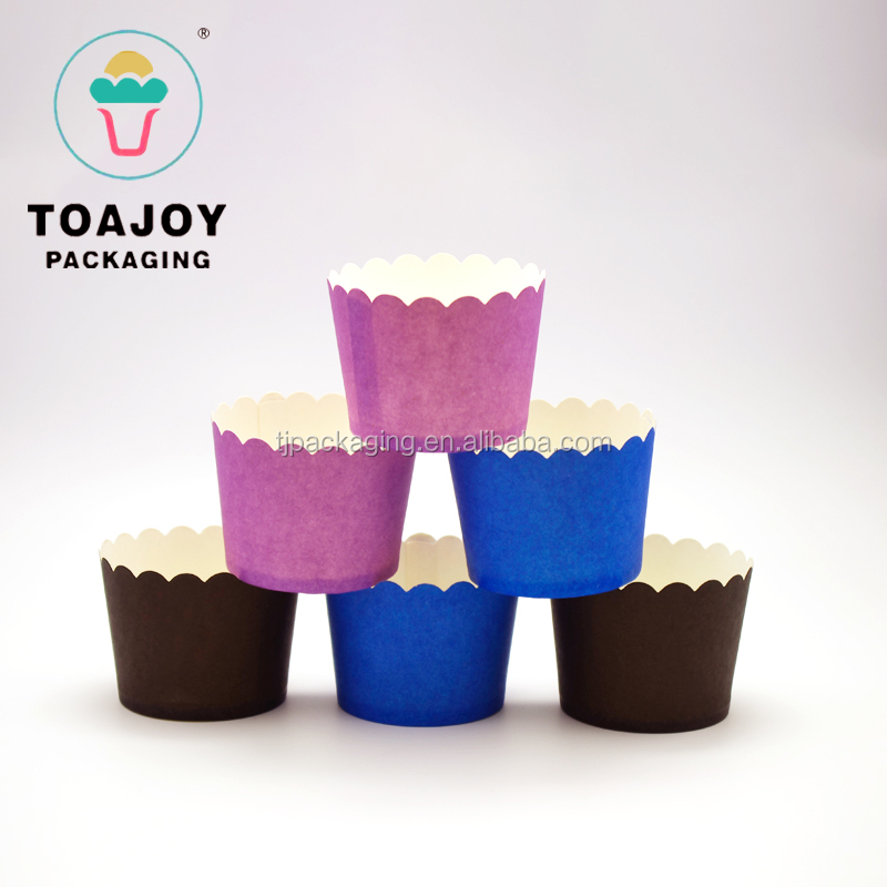 Guangzhou Wholesale Cupcake Liners Round Muffin Paper Cake Baking Tools
