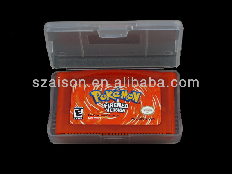 Video Game Software for GBA Game Consoles with Excellent Quality:Pokemon Emerald Version
