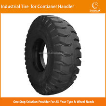 16.00-25 Bais OTR Industrial Tire For TCM Hitachi Toyota Contianer Handler Port Machinery