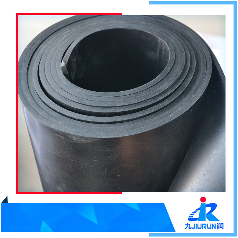 Cheap industrial wear resistance anti-shock 20mm thickness rubber sheet