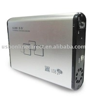 5.25inch usb 2.0 hard disk drive enclosure (HDD/CD/ROM/RW/DVD)
