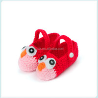 Hand Crochet Animal Shape Baby Shoes