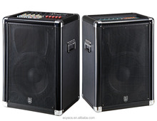 15 inch Powerful Speaker System 2.0 ch 12 inch Stage Sound Box SA-139