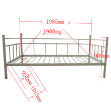 2015 hot sell ! Direct Factory Sells Modern Styled Steady Metal Sofa Bed Frame With Cheap Price