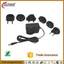 Level VI Efficiency 5V2A usb interchangeable plug adapter
