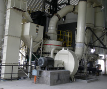 High Pressure Grinding Roller Mill using for the mining, chemical, metallurgy, etc.