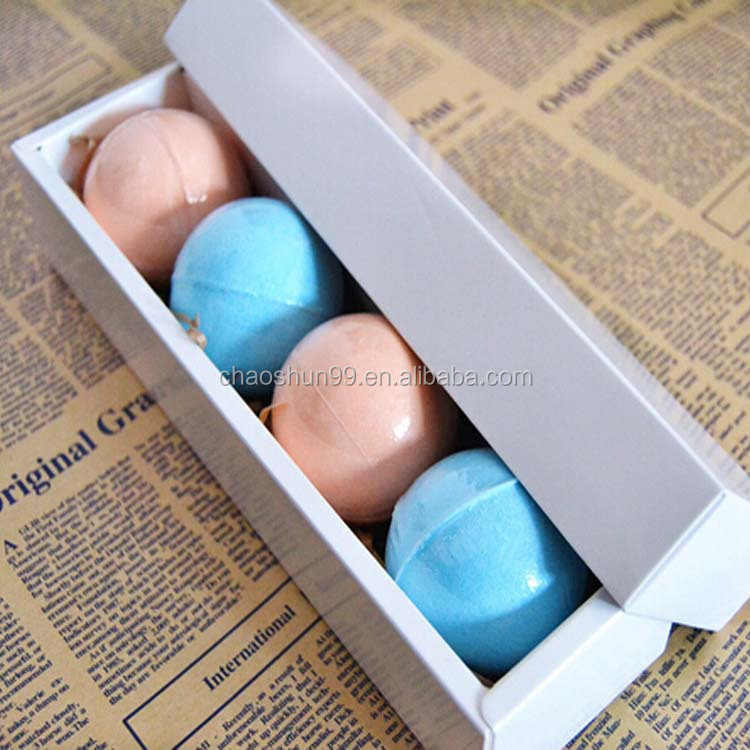 Scented bath bomb set private label molds custom