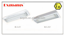 BHY Series Explosion Proof Corrosion Resistance Polyester Fluorescent Light Fittings(IIC,tD)