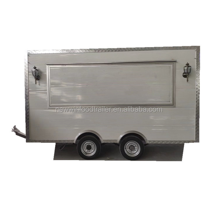 Most popular mobile hot dog cart food truck