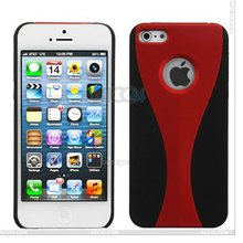Wine Glass Style Protector Case for iPhone 5 P-IPH5PC035
