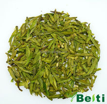 Premium grade China dragon well green tea factroy price/ lung ching tea