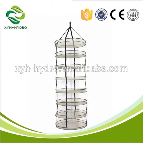Hydroponic Herb Plant Mesh indoor grow house drying net Factory