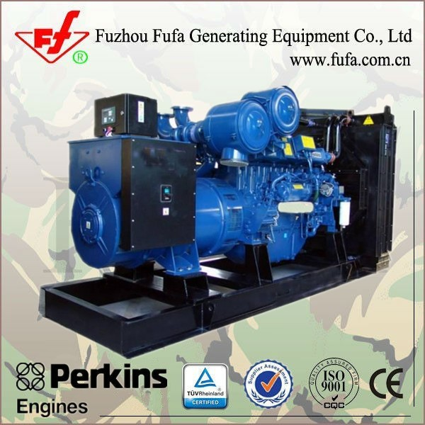 Factory Direct! 250KVA Diesel Generator with Perkins Engine 1306C-E87TAG6