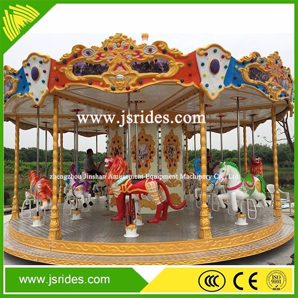 high quality merry go round carousel antique carousel horse/carousel horse ride for sale