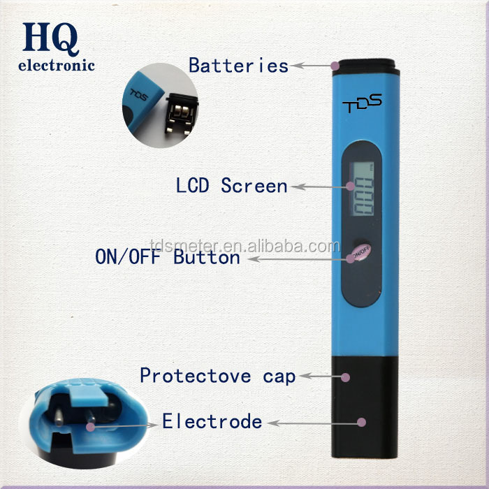 LIFE NECESSITIES HOME AFFORDABLE TDS TESTER