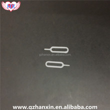 For iPhone Sim Card Tray Open Eject ejector Pin Key ,Mobile SIM Card Eject Pin Key in Stainless Steel Material