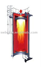 YYL-2.0Mkcal/h Hot Oil Unit,Thermo Heater vertical heavy oil fired thermic oil heater