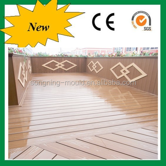 PVC boat floor covering material