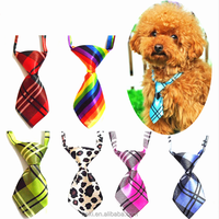 Pet Collar Gift Clothing Products Pet Dog Tie Cat Lovely Adorable Grooming Dog Bow Tie Necktie