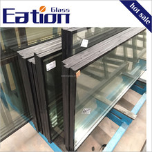 Double Panels Tempered Insulated Glass For Commercial Buildings
