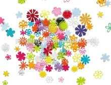 new products high quality eco friendly felt fabric flowers scrapbooking embellishments on alibaba express for promotional gift