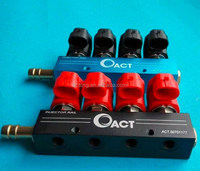 factory NEW cng lpg fuel gas injector rail