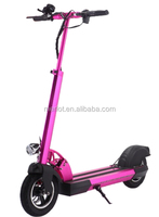 China 2016 new folding portable alluminum alloy light weight adult speedway electric scooter