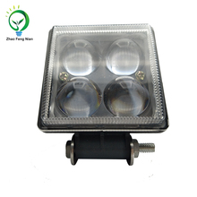 Universal auto motorcycle square headlight day light car led CE certification