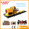 Pipe Gas Cutter Flame Cutting Machine / steel truss pipe cutting machine KR-XY5