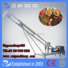 Tianyu new type aero conveyor for silica gel powder Tel:86 3735816691
