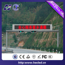 P10 xx china video led dot matrix outdoor display