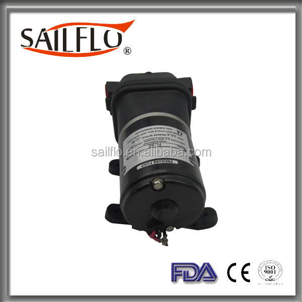 Sailflo 12v 70psi pumps for water/ water pump price for car wash/agriculture water pump