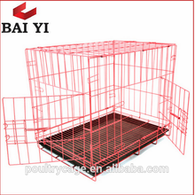 China Pet Supplies Outdoor Small Cages For Dogs