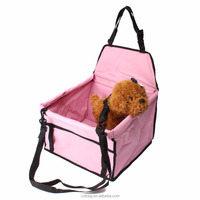 Safety Pet Car Seat booster Comfort Pet Car Seat Carriers Dog Carrier for Car
