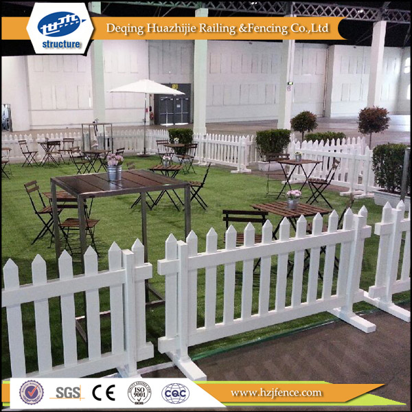 pvc portable fence panels designs