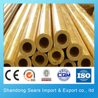 H70A brass pipe / brass smoking pipe parts