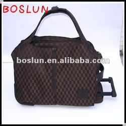 2012 hotsale large capacity trolley traveling bag