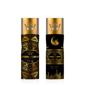 Factory Customized Aluminium Can Sexy Deodorant Perfume Body Spray For Women