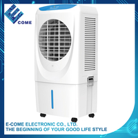 220 Volt mobile air cooler trolly/stand air water cooling air cooler fan