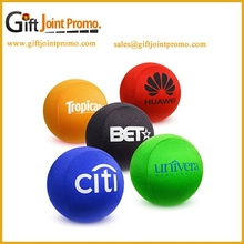 Promotional customized LOGO TPR Water Bouncing Ball