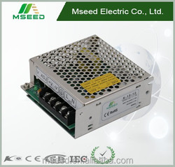 new product S-15 Led dual output mini Switch mode power supply