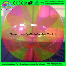 Promotional Clear PVC Inflatable Beach Ball, PVC Inflatable Ball, Inflatable Water Ball
